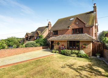 Thumbnail 4 bed detached house for sale in Bingham Cottages, Bowyers Lane, Moss End, Warfield