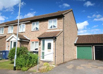 Thumbnail 2 bed end terrace house for sale in Jellicoe Place, Eaton Socon, St. Neots
