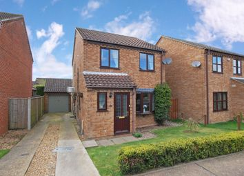 Thumbnail 3 bed detached house for sale in Bluebell Way, Worlingham, Beccles