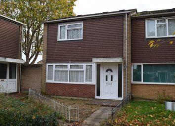 Thumbnail 2 bedroom terraced house to rent in Carmarthen Close, Farnborough