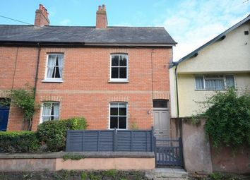 Thumbnail 3 bed terraced house for sale in Chapel Street, Tiverton