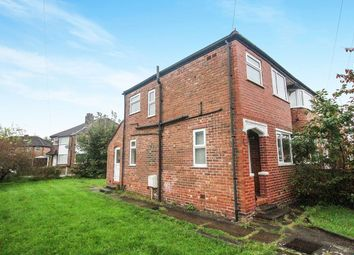 Thumbnail 2 bed semi-detached house to rent in Riverton Road, Didsbury, Manchester