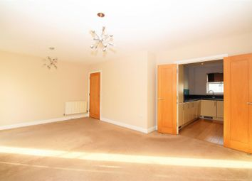 Thumbnail 2 bedroom flat for sale in Ingress Park Avenue, Greenhithe