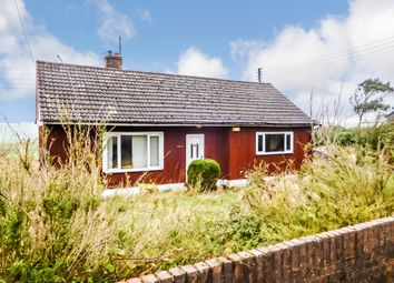 Thumbnail 2 bed detached bungalow for sale in The Cedars, Main Street, Frizington, Cumbria