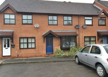 Thumbnail 2 bed terraced house to rent in Round Oak Drive, Telford