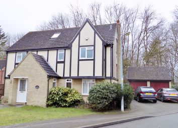 Thumbnail 6 bed detached house for sale in Chalkdown, Stevenage
