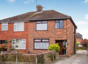 Thumbnail 3 bed semi-detached house for sale in Queens Avenue, Bromley Cross, Bolton