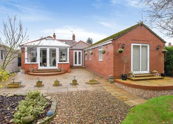 Thumbnail 3 bed detached house for sale in York Road, Barmby Moor, York