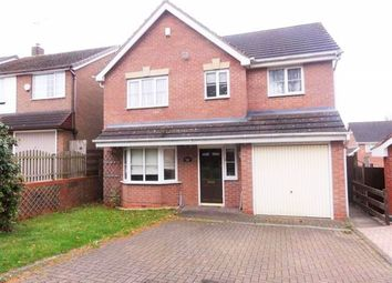 Thumbnail 4 bedroom detached house to rent in Grendon Gardens, Wolverhampton