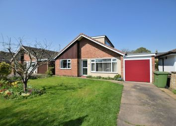 Thumbnail 4 bed detached bungalow for sale in Greenfields, Nettleham, Lincoln
