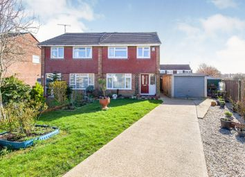 Thumbnail 3 bed semi-detached house for sale in Lundy Walk, Hailsham