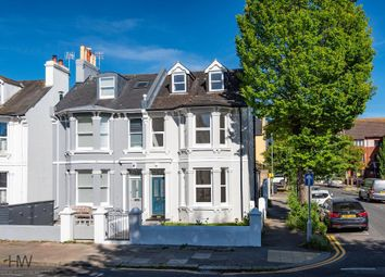 Thumbnail 4 bed end terrace house for sale in Westbourne Gardens, Hove, East Sussex