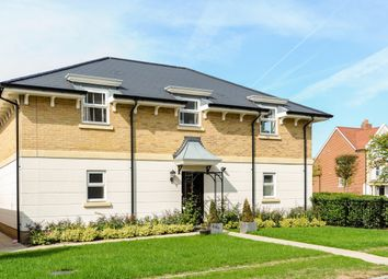 Thumbnail 3 bed flat to rent in Roper Crescent, Sunbury-On-Thames