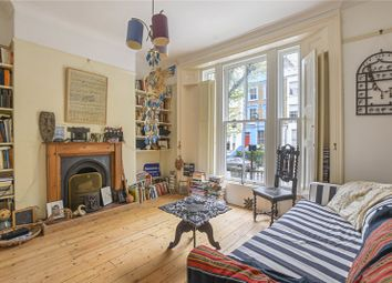 Thumbnail 3 bed flat for sale in Leighton Grove, London