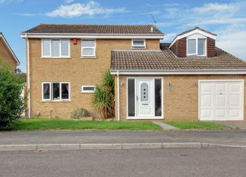 Thumbnail 4 bed detached house for sale in Wingfield, Stratton, Swindon, Wiltshire