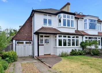 Thumbnail 3 bed semi-detached house for sale in Berrylands, Surbiton