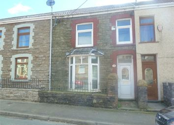 Thumbnail 3 bed terraced house for sale in Victoria Street, Caerau, Maesteg, Mid Glamorgan