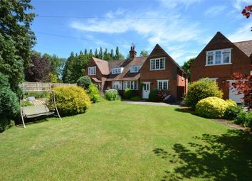 Thumbnail 3 bed terraced house for sale in Red Brick Cottages, Cambridge Road, Quendon, Essex