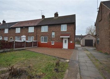 Thumbnail 3 bed end terrace house for sale in Second Avenue, Woodlands, Doncaster