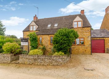 Thumbnail 3 bed link-detached house for sale in Burdrop, Sibford Gower, Banbury, Oxfordshire