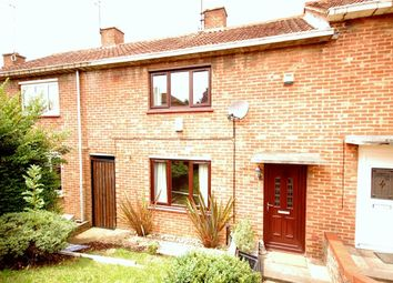 Thumbnail 2 bed terraced house to rent in Chalcombe Avenue, Kingsthorpe, Northampton