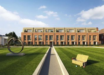 Thumbnail 4 bed flat for sale in Kidderpore Avenue, London