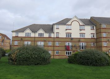 Thumbnail 2 bed flat for sale in Lewes Close, Grays