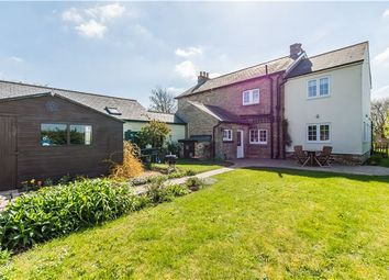 Thumbnail 3 bed semi-detached house for sale in The Kennels, Abbotsley Road, Croxton, Cambridge