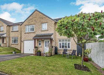 Thumbnail 4 bed detached house for sale in Manordale Close, Flockton, Wakefield, West Yorkshire