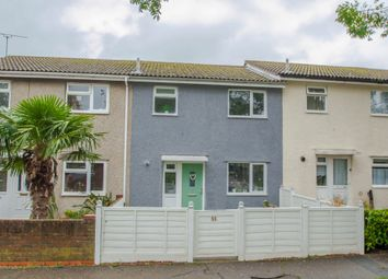 Thumbnail 3 bed terraced house for sale in Betony Walk, Haverhill