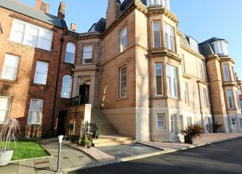 Thumbnail 3 bed flat to rent in Victoria Crescent Road, Glasgow