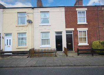 Thumbnail 2 bed terraced house for sale in Lock Lane, Long Eaton, Nottingham