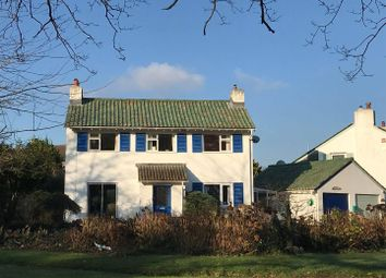 Thumbnail 3 bed link-detached house for sale in Sea Road, Carlyon Bay, St. Austell