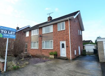 Thumbnail 3 bed detached house to rent in Wentworth Avenue, Walton, Chesterfield