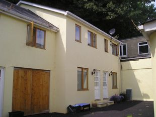Thumbnail 1 bed mews house to rent in Warren Road, Torquay