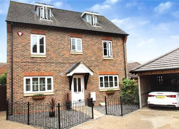 Thumbnail 5 bed detached house for sale in Lucksfield Way, Angmering, Littlehampton