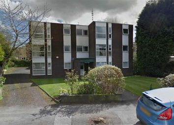 Thumbnail 2 bed flat for sale in Laurel Road, Heaton Moor, Stockport