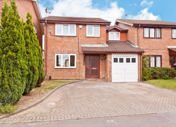Thumbnail 4 bed semi-detached house to rent in Godmanston Close, Poole