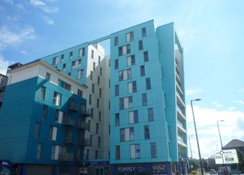 Thumbnail 2 bedroom flat to rent in Vista Buildings, Fratton Way, Portsmouth