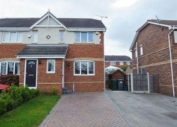 Thumbnail 3 bed semi-detached house for sale in Chapel Way, Kiveton