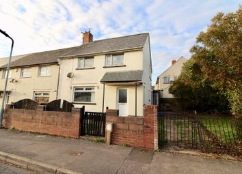 Thumbnail 3 bed semi-detached house for sale in Winston Road, Barry