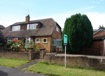 Thumbnail 2 bed semi-detached house for sale in Dominion Avenue, Chapel Allerton, Leeds