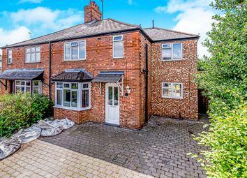 Thumbnail 4 bedroom semi-detached house for sale in Baldock Road, Stotfold, Hitchin