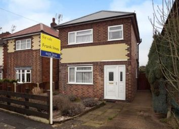 Thumbnail 3 bedroom detached house for sale in Sutton Drive, Shelton Lock, Derby, Derbyshire