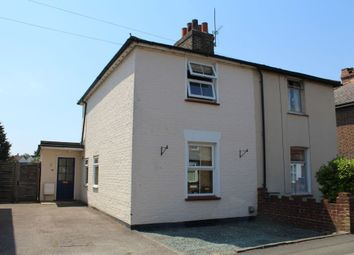 Thumbnail 2 bedroom semi-detached house to rent in North Street, Egham