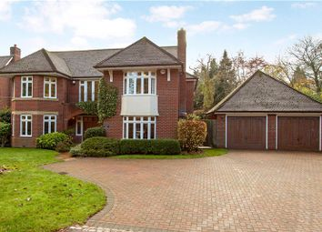 Thumbnail 5 bedroom detached house for sale in Carlesgill Place, Henley On Thames, Oxfordshire