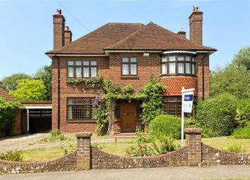 Thumbnail 4 bed detached house for sale in Avenue Road, Cranleigh, Surrey