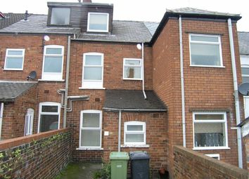 Thumbnail 3 bed terraced house to rent in Prospect Terrace, Brockwell, Chesterfield, Derbyshire