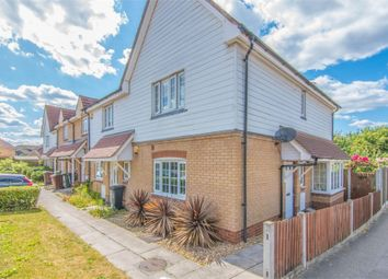 Thumbnail 3 bedroom end terrace house for sale in Atlantis Close, Barking, Essex