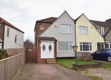 Thumbnail 3 bed end terrace house for sale in Southfields Road, Dunstable